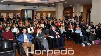 Grad Rijeka dodijelio priznanja uspješnim učenicima i njihovim mentorima