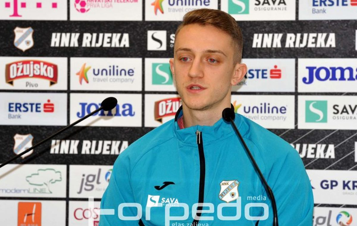 Halilović odlazi u nizozemski Heerenveen; oproštaj s Rijekom: 'Ovdje sam proveo dvije najbolje godine u životu'