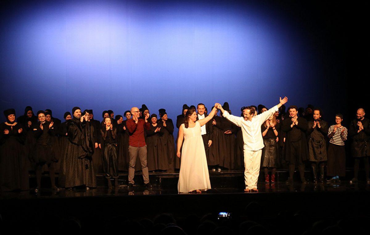 HNK Ivana pl. Zajca – Eksplozija emocija na praizvedbi opere Romeo i Julija