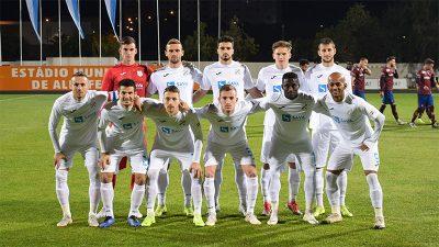 HNK Rijeka – U posljednjoj provjeri prije nastavka prvenstva u petak će na Rujevici gostovati momčad Krškog