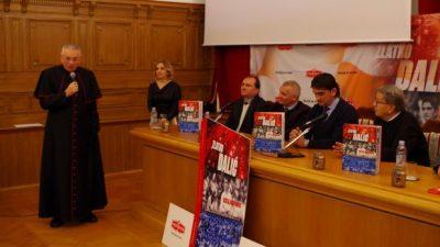 """Knjiga """"Zlatko Dalić – Rusija naših snova"""" predstavljena u Rijeci"""