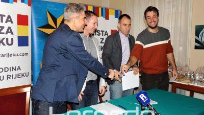Lista za Rijeku i Unija Kvarnera potpisali sporazum 'Platforma 051' za jaku Rijeku, Kvarner i regiju