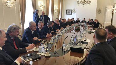 Održan sastanak Vlade s predstavnicima hrvatskih županija, općina i gradova – PGŽ ostaje dio jednistvene Jadranske statističke regije