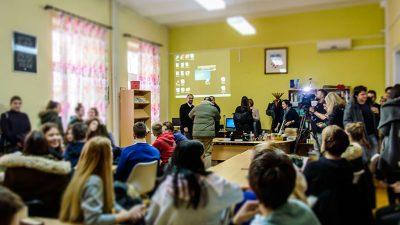 Riječkim gimnazijalcima predstavljene mogućnosti studiranja na Medicinskom fakultetu u Rijeci