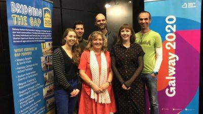 Senzorno kazalište uskoro u Rijeci – Riječki glumci i lutkari na edukaciji u Galwayu