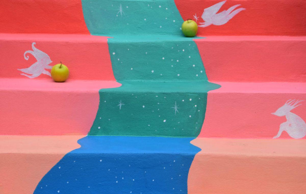 LIKOVI IZ BAJKI (1) Malik Tintilinić – Mali Primorac po kojem su nazvane najšarenije stepenice u Rijeci
