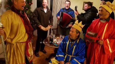 VIDEO, FOTO: Kastav i Frlanija ispunjeni dobrom voljom – Tri kralja koledvala noseći pjesmu i dobre želje sumještanima