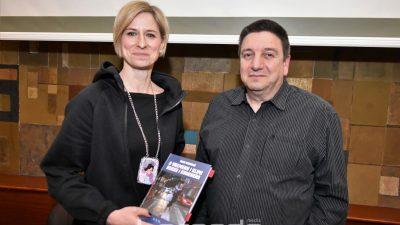 Predstavljena Sijerkovićeva knjiga o vremenu Rijeke i Kvarnera