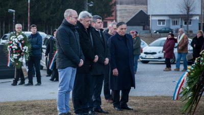 U OKU KAMERE Obilježeno stradanje 26 'smrznutih partizana' na Matić poljani