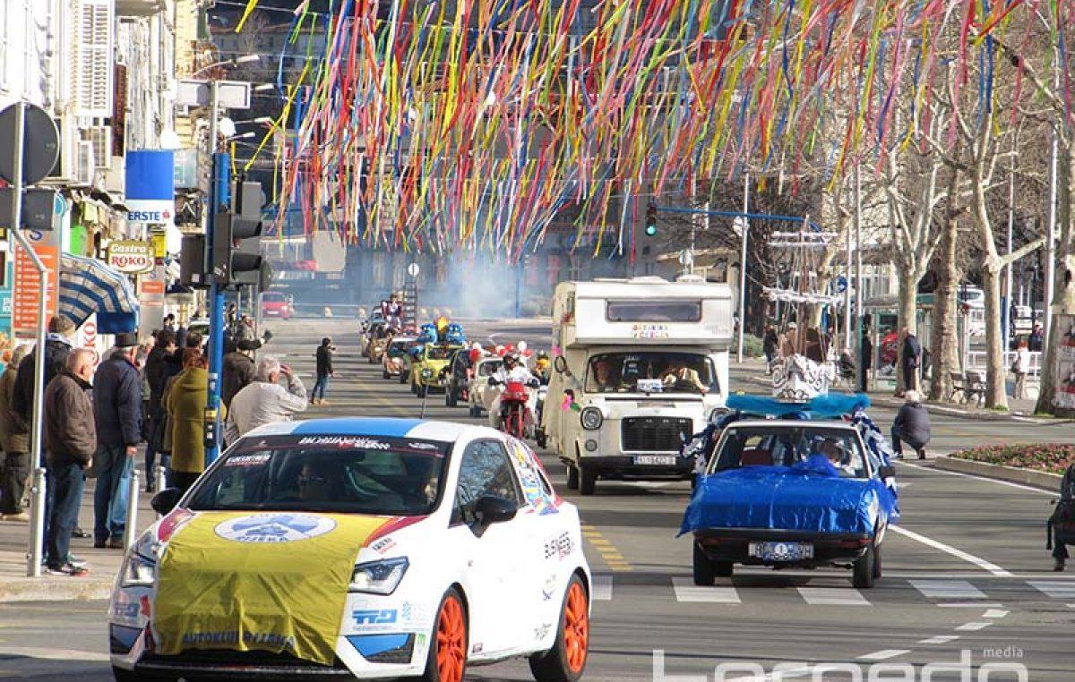 Najluđi rally na svijetu stiže na Korzo: Sutra se održava 29. maškarani auto rally Pariz – Bakar
