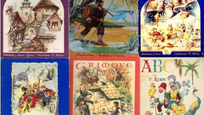 Gradska knjižnica Rijeka organizira akciju prikupljanja slikovnica i knjiga poznatog ilustratora Vladimira Kirina
