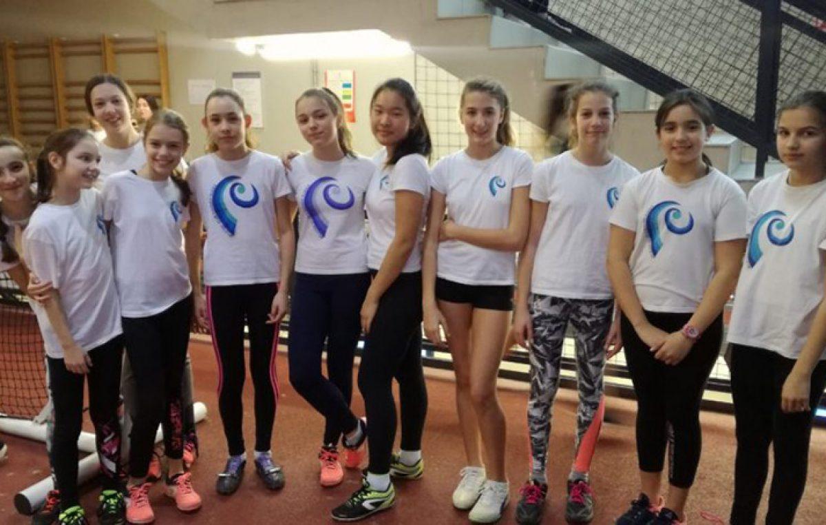 Mladi atletičari Kvarnera najbolji na otvorenju Kvarnerske lige
