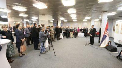 Dan državnosti Srbije obilježen u Generalnom konzulatu u Rijeci: 'Besmislene izjave političara izazivaju nepotrebnu netrpeljivost'