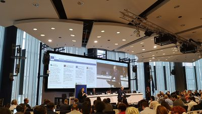 RSS sudjelovao na Sport Info danu, sastanku projektnih koordinatora i na početnom sastanku projekta Back2track u Bruxellesu