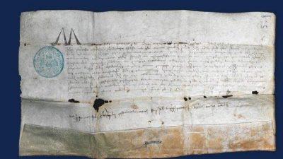 Pronađena iznimno vrijedna glagoljska listina Stjepana Frankopana stara 480 godina