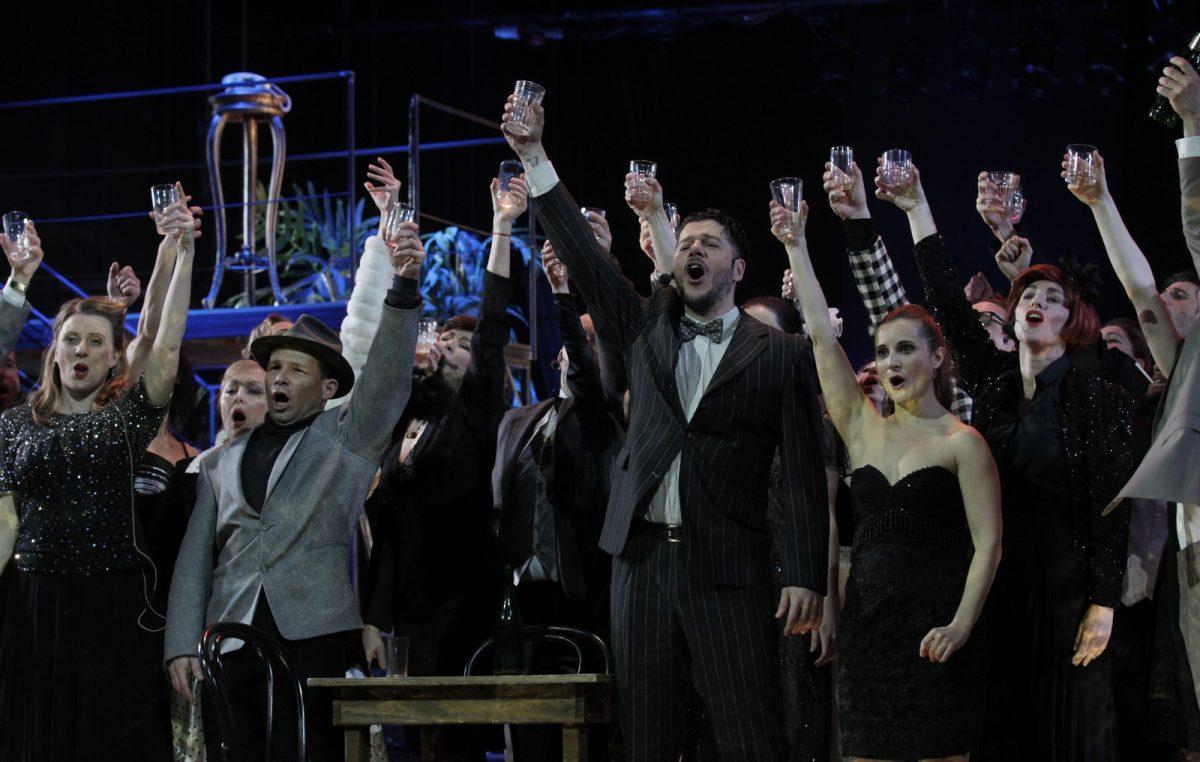 Damir Kedžo u glavnoj ulozi – Kultni mjuzikl Sunset Boulevard na sceni riječkog HNK!