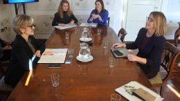 Uprava Sveučilišta u Rijeci održala je sastanak s europarlamentarkom Ivanom Maletić na temu boljeg korištenja Europskih fondova
