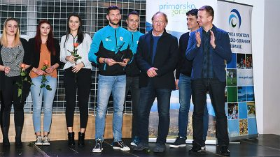 VIDEO HNK Rijeka izabrana za najbolju momčad u PGŽ