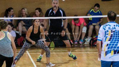 Prošlog je vikenda održan prvi ovogodišnji turnir Županijske lige u badmintonu