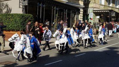 VIDEO/FOTO: Opatija u znaku radosti i kreativnosti uz Dječji karnevalski korzo – Male maškare osvojile su grad!
