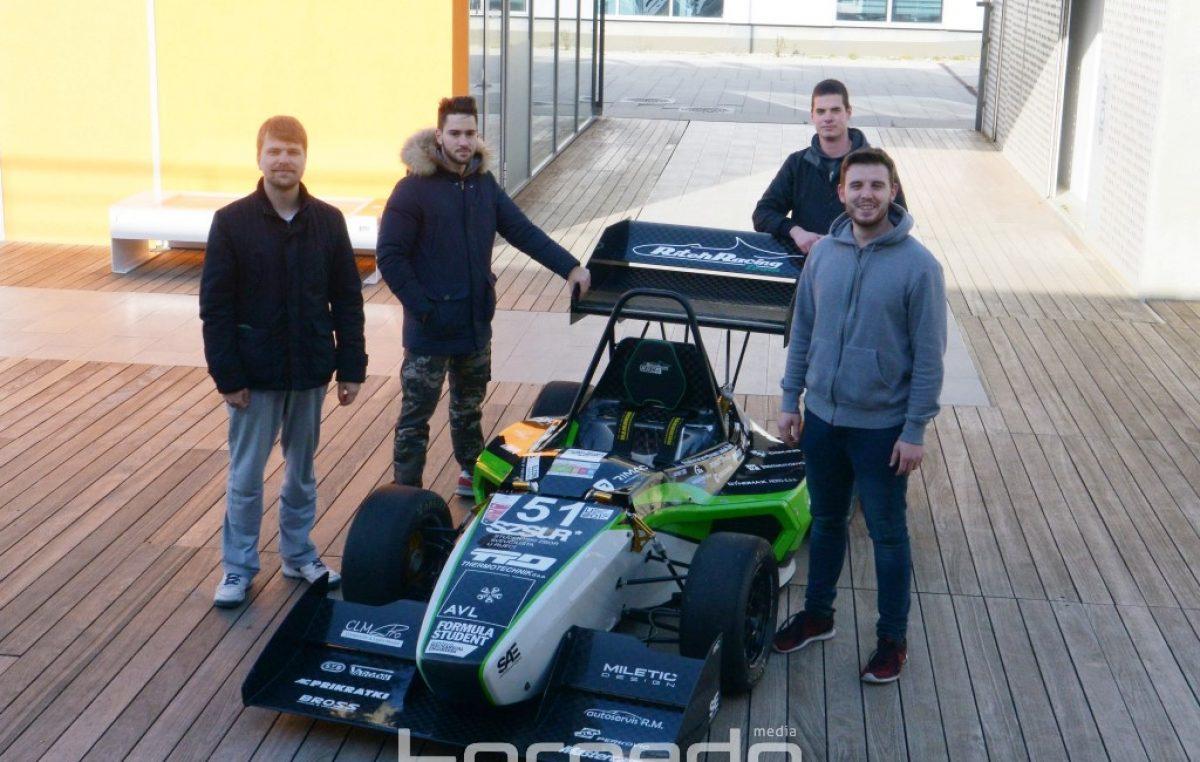 FOTO Predstavljamo riječki Formula team – Maheri su za trkaće bolide, a kada završe faks čeka ih posao u Rimcu, BMW-u ili Lotusu