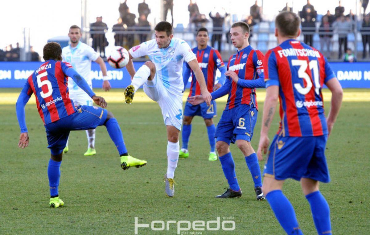 Rijeka i Hajduk podijelili bodove – Jadranski derbi završio bez pobjednika i bez golova