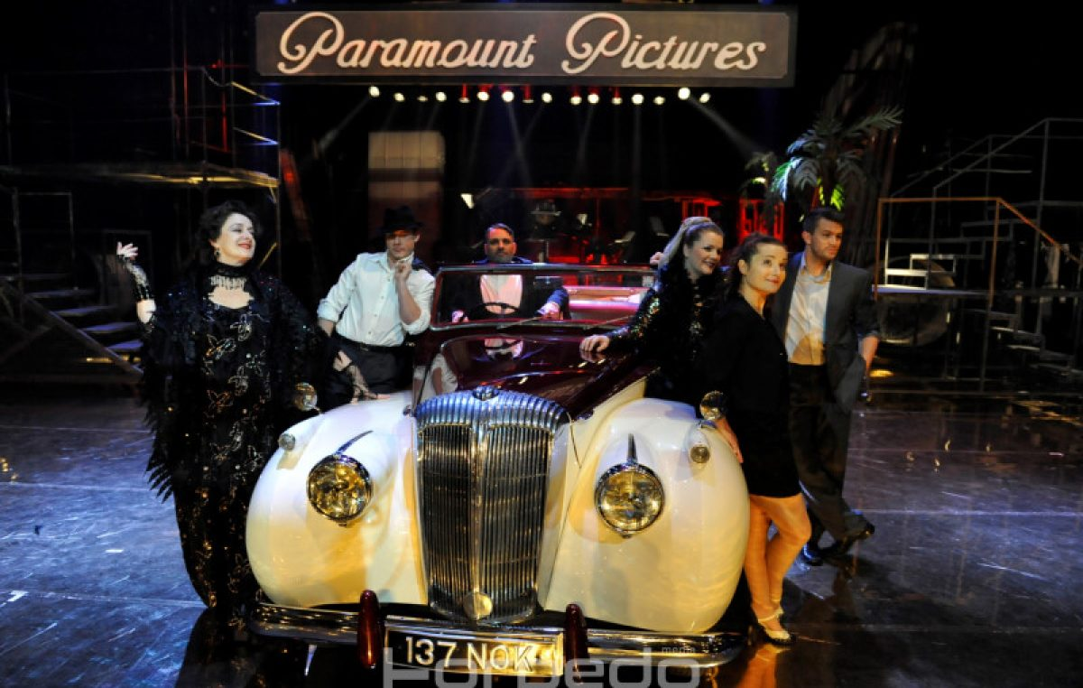 "FOTO Mjuzikl ""Sunset Boulevard"" – Hollywood i Broadway na sceni HNK Ivana pl. Zajca"
