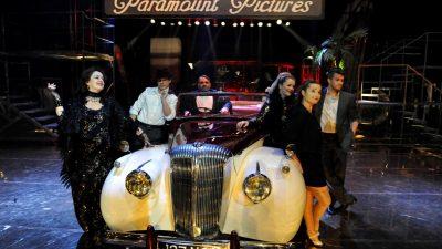 "FOTO Mjuzikl ""Sunset Boulevard"" – Hollywood i Broadway na sceni HNK Ivana pl. Zajca"