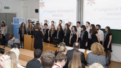 U OKU KAMERE Otvoren 4. Kongres hitne medicine s međunarodnim sudjelovanjem