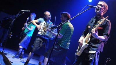 Glazbeno-pivski vikend u Klubu – U petak nastupa Belfast Food, u subotu Šajeta