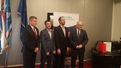 Delegacija Čeških Budejovica posjetila Primorsko-goransku županiju