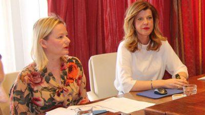 EU zastupnica Biljana Borzan sudjelovala na tematskoj sjednici Odbora za ravnopravnost spolova
