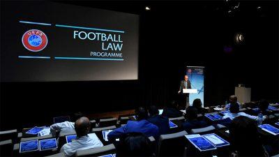"HNK Rijeka i Pravni fakultet partneri u programu ""UEFA Football Law Programme"""