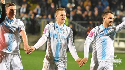 Hrvoje i Ivan Smolčić – prvi put u povijesti HNK Rijeka blizanci u zapisniku utakmice