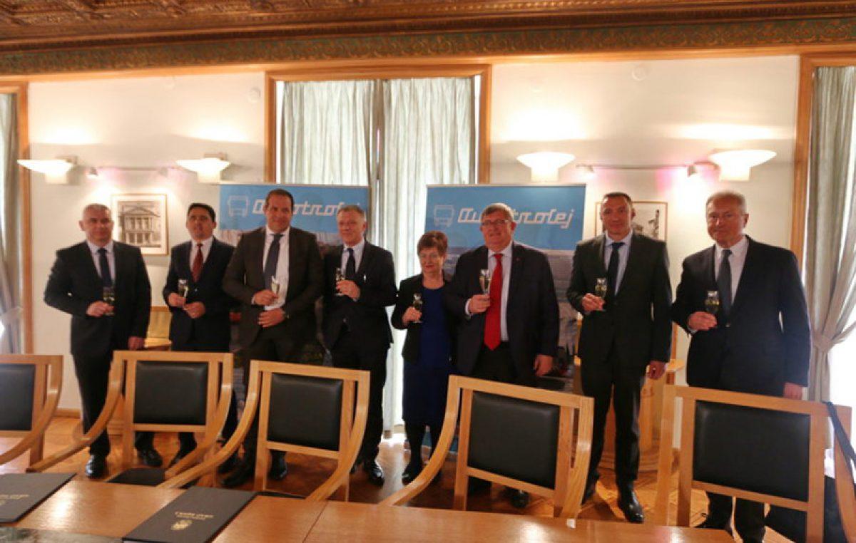 Modernizacija voznog parka Autotroleja – Nabavka 22 nova autobusa sredstvima iz EU fondova