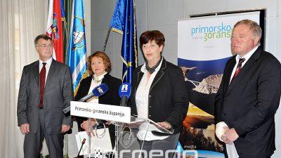 Press kolegij PGŽ –  Općinama i gradovima 800.000 kuna za projekte razvoja turizma