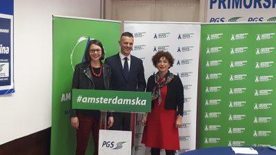 Press konferencija Amsterdamske koalicije u Rijeci – Mladima omogućiti ostvarivanje svojih potencijala u Hrvatskoj