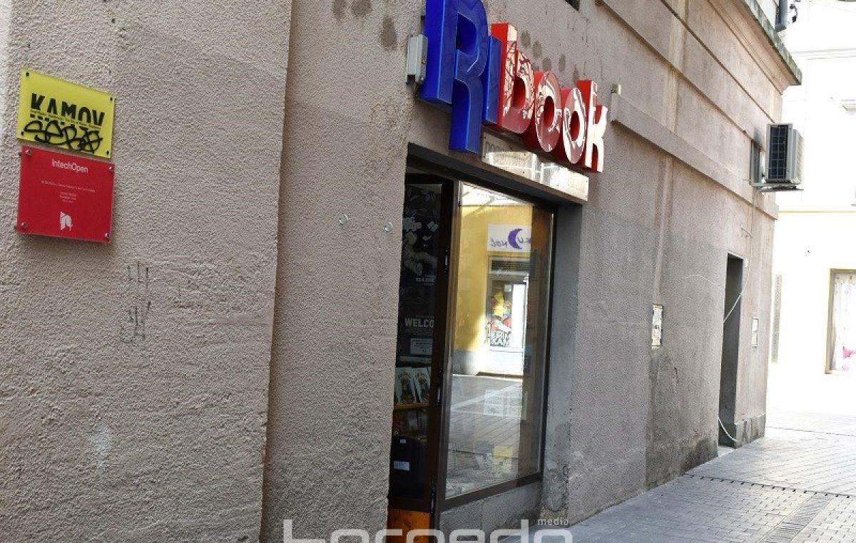 Gasi se još jedno važno mjesto riječke kulture – Knjižara RiBook uskoro zatvara svoja vrata