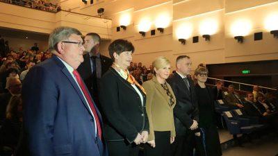 Svečanoj sjednici vijeća Fakulteta zdravstvenih studija nazočila i predsjednica RH Kolinda Grabar Kitarović
