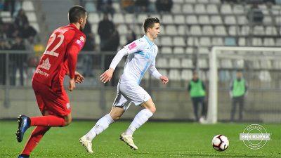 HNK Rijeka – Ivan Lepinjica pozvan u U20 reprezentaciju Hrvatske