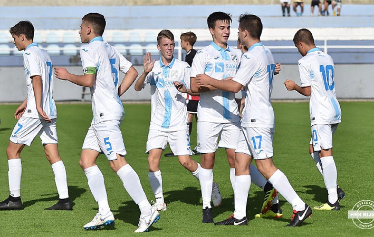 VIDEO Kadete i pionire Rijeke sutra očekuje dvostruki sraz s Dinamom