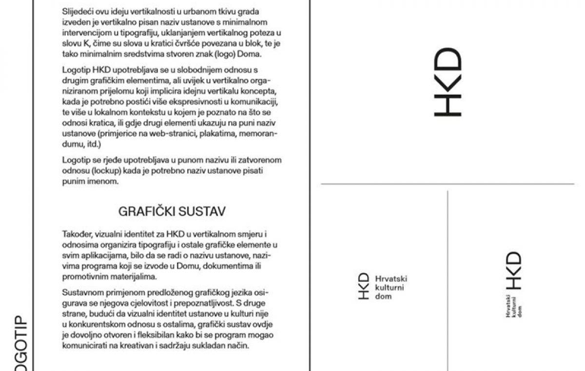 Vizualno osvježenje HKD-a na Sušaku – Objavljeni rezultati Natječaja za oblikovanje vizualnog identiteta