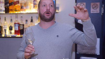 FOTO 'Najveći Hedonist u Gradu' – Dimitri Brečević i vina Piquentum oduševili posjetitelje