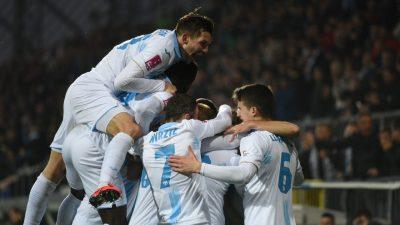 Nogometaši Rijeke upisali pobjedu protiv Lokomotive