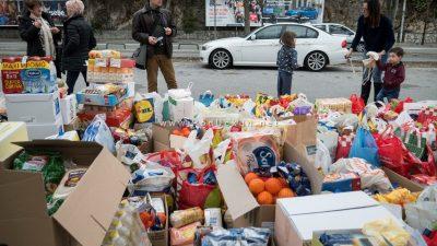 Humanitarna akcija prikupljanja hrane i školskog pribora ovog petka na Kantridi