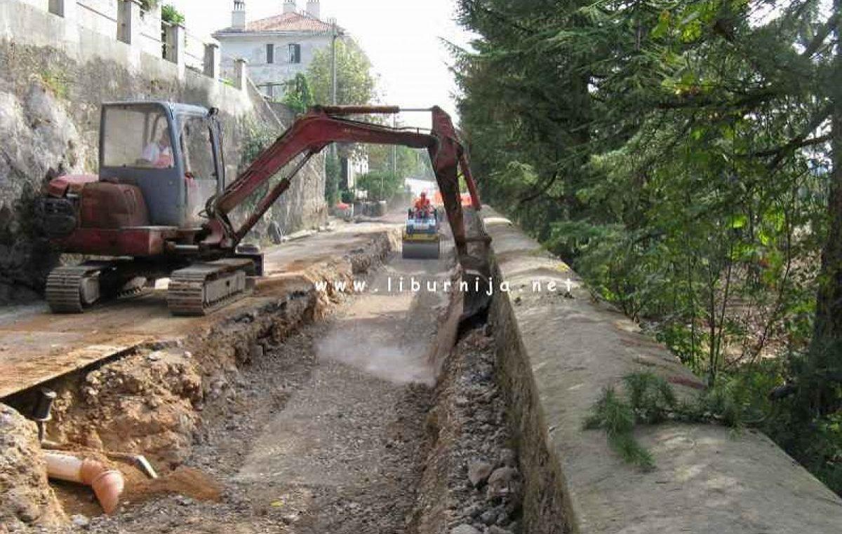 Radovi vrijedni 3 milijuna kuna – Viškovo dobiva četiri nova vodovodna ogranka