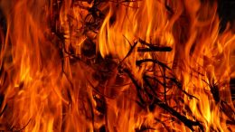 Veliki šumski požar u zaleđu Senja – Vatrena stihija širi se od Šojata prema Vratniku