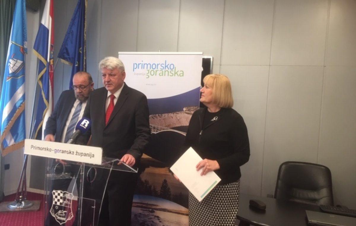 Županijski press kolegij – Porast prihoda na pomorskom dobru, stagnacija u cestovnom sustavu