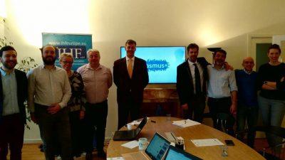 Borba protiv dopinga u rekreativnom okruženju: RSS sudjelovao na 4. sastanku projekta GREEN SEAL u Bruxellesu