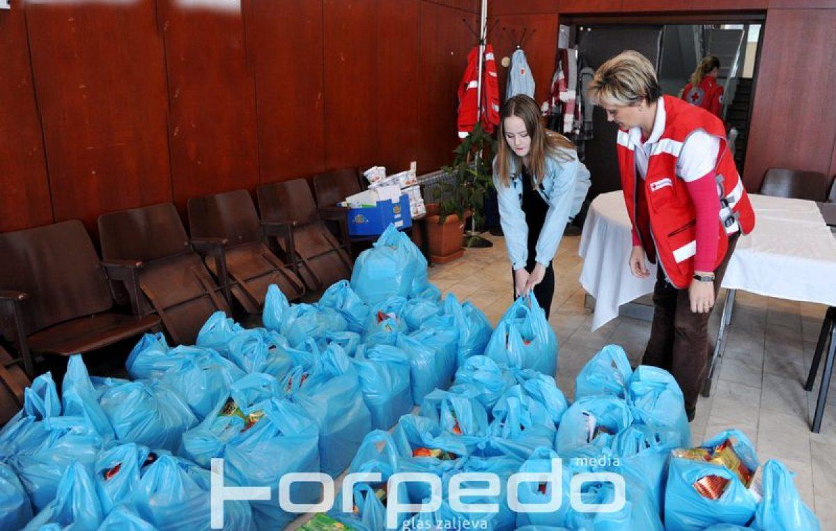 FOTO Riječani ponovo pokazali humano srce – Za radnike 3. maja prikupljeno više od 10 tona donacija